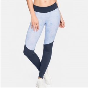 Under Armour Blue Tight Unstoppable Leggings XXL